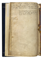 Inscriptions Added To A Flyleaf Of 'The Abingdon Apocalypse'